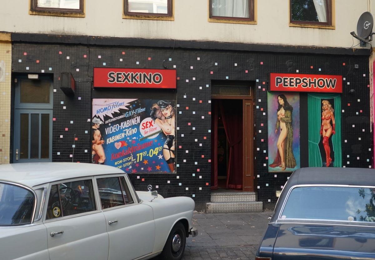 Nürnberg peepshow | Peep